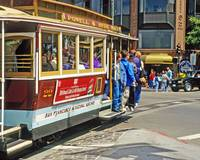 San Francisco Cable Car 2