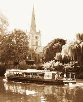 Holy Trinity church Stratford Upon Avon