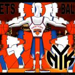 """Lets-Ball_New-York-Knicks_001"" by photoshopflair"