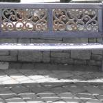 """Bench"" by pharrisart"