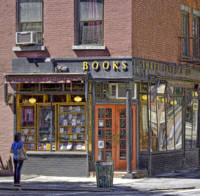 Book Store Greenwich Village