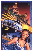 Hudson Hornet and Miami Nights
