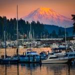 """Gig Harbor Afterglow"" by Inge-Johnsson"