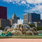 """Buckingham Fountain"" by CEMiller"