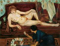 The Future Unveiled by Suzanne Valadon