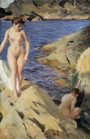 Nudes by Anders Zorn