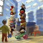 """Toy Towers 9/11"" by rogerwhite"