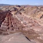 """Colorful Shale Strata of the Morrison Formation at"" by JesseVarner"