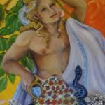 """""""Apollon Daphnephoros"""" by hellenicspiritarts"""