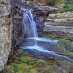 """Upper Cataract Falls - Summer #3 (IMG_2436+)"" by jvandyke"
