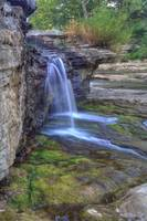 Upper Cataract Falls - Summer #3 (IMG_2436+) by Jeff VanDyke