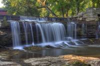 Upper Cataract Falls - Summer #4 (IMG_2482+) by Jeff VanDyke