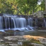 """Upper Cataract Falls - Summer #5 (IMG_2489+)"" by jvandyke"