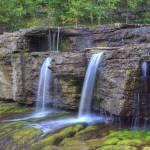 """Upper Cataract Falls - Summer #6 (IMG_2498+)"" by jvandyke"