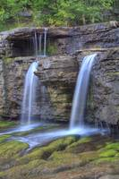 Upper Cataract Falls - Summer #7 (IMG_2504+) by Jeff VanDyke