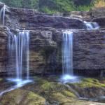 """Upper Cataract Falls - Summer #8 (IMG_2519+)"" by jvandyke"