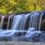 """Upper Cataract Falls - Summer #10 (IMG_2595+)"" by jvandyke"