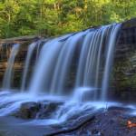 """Upper Cataract Falls - Summer #1 (IMG_2612+)"" by jvandyke"