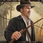 Indiana Jones 2007 by Adam McDaniel