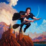 Harry Potter Parrish - color corrected by Adam McDaniel