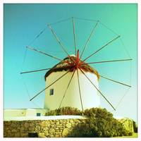 Gorgeous Windmill in Mykonos
