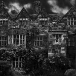 """Haunted Manor house"" by kenart"