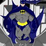 """The Caped Crusader"" by Euvari"
