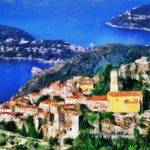 """Eze and Cap Ferrat"" by rdwittle"