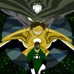 """""""Hal Jordan"""" by Euvari"""