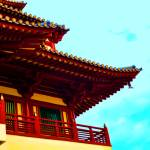 """Chinese Temple"" by TravelandBeyond"