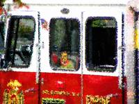 090111 029_0 impressionist fire engine cab