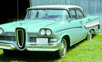 Failed Edsel Car