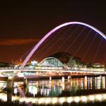 """Millenium Bridge 1"" by Laurence"
