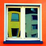 """Windows in Trier, Germany"" by Laurence"