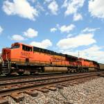 """BNSF 5827"" by Laurence"
