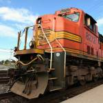 """""""BNSF 8272"""" by Laurence"""