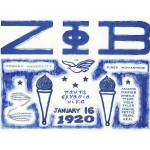 """ZETA PHI BETA -image one"" by johnhawkdoe"
