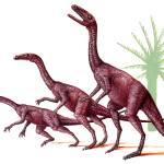 """3 Riarbasauruses"" by tedfinger"