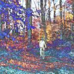 """Mountain Bike Dreamscape"" by evansonart"