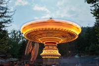 Knoebels at Twilight