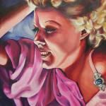 """""""Jean Harlow"""" by LeeHubenthal"""