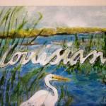 """Louisiana Bayou Blues"" by lmeaux2"