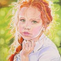 Kissed by the Light Art Prints & Posters by Daune Sheri