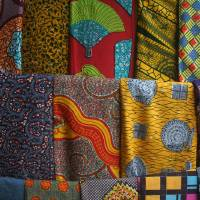 """Cloth of Ghana"" by Meganmeinecke"