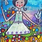 """Bird-Girl"" by juliryan"