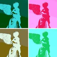 Angels Pop Art