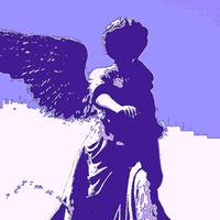 Purple Guardian Angel