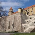 """Bratislava Castle, Slovakia"" by Magik"