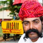 """Rajasthani Turban - Pride of folk-men"" by intothewild"