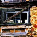 """Old Barn Window 2"" by PerryWebster"